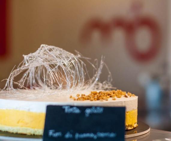 Torta di Gelato – Fior di Panna e Crema