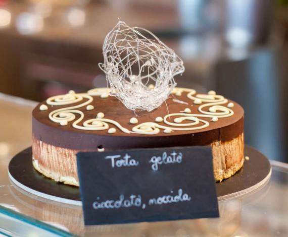 Torta di Gelato – Cioccolato e Nocciola