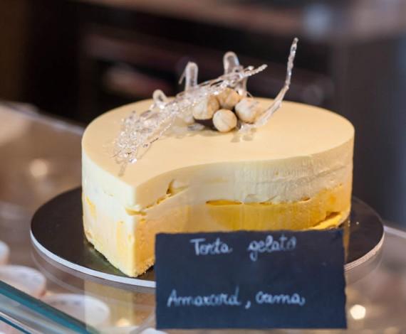 Torta di Gelato – Amarcord e Crema
