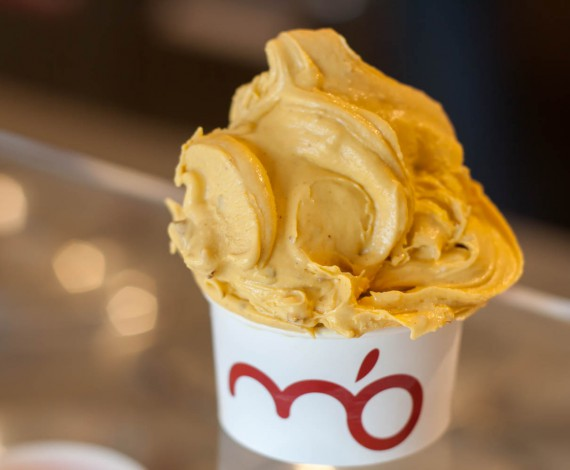 """foto del gelato al gusto """"Dadaumpa"""" m'o il gelato"""