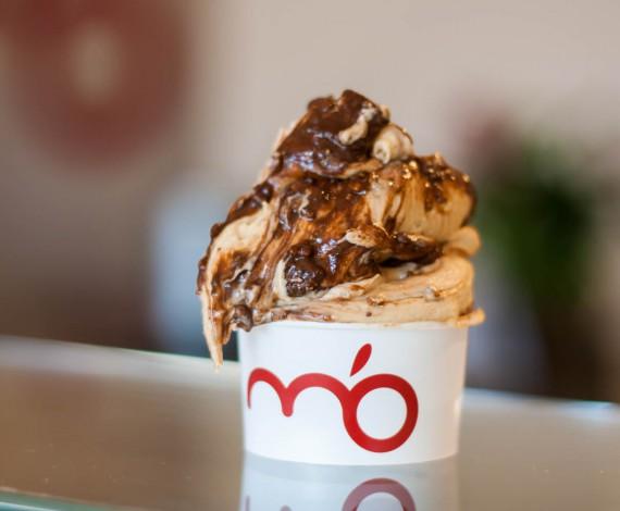 """foto del gelato al gusto """"Dolce Vita"""" m'o il gelato"""