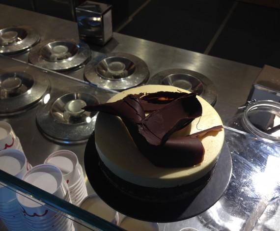 Torta di Gelato – Amarcord, Cioccolato